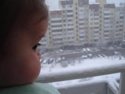 снегът и Ния